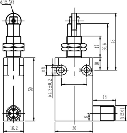 dc reverse polarity switch wiring diagram with Electrical Limit Switches on Dpdt Switch Wiring Diagram For Reversing Polarity as well 3769300 Power Window Switch For Linear Actuator furthermore Reverse Polarity Switch Wiring Diagram as well 101 200TrCcts together with Kt11R.
