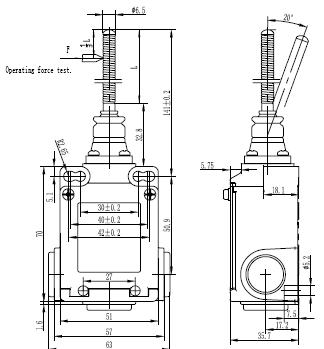 reed relay schematic reed relay symbol wiring diagram