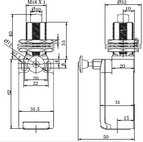 Mechanical Limit Switch likewise Outdoor Sub Panel besides Ge Low Voltage Lighting Schematic likewise Eaton 6 Position Selector Switch moreover Fireman Switch Wiring Diagram. on cutler hammer switches