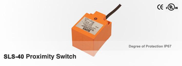 SLS-40 Proximity Switches