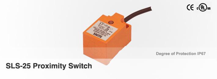 SLS-25 Proximity Switches