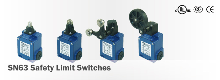 SN63 Safety Limit Switches