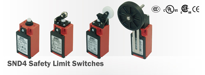 SND4 Safety Limit Switches
