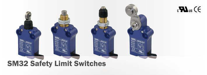 SM32 Compact Safety Limit Switches