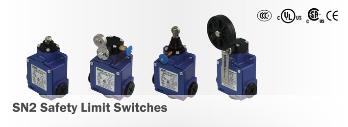 SN2 Safety Limit Switches