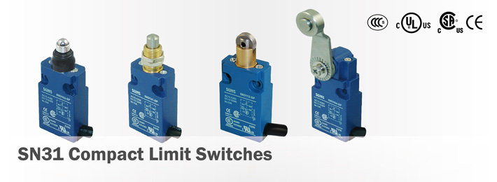 SN31 Compact Limit Switches