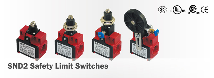 SND2 Safety Limit Switches