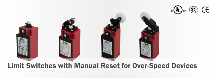 Manual Reset for Over-Speed Devices