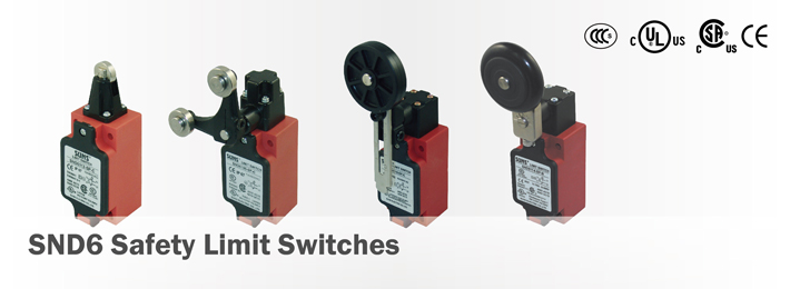 SND6 Safety Limit Switches