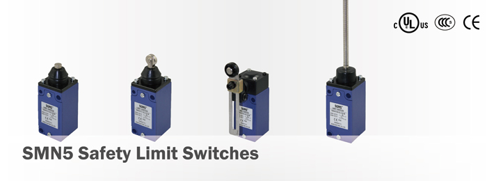 SMN5 Safety Limit Switches