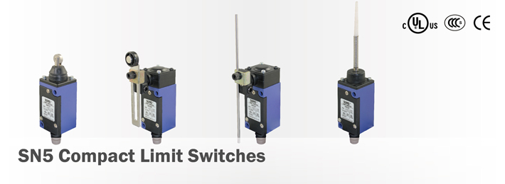 SN5 Compact Limit Switches