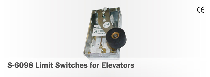 S-6098 Limit Switches for Elevators