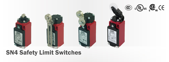 SN4 Safety Limit Switches