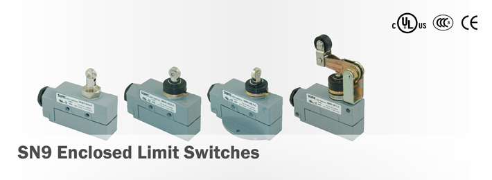 SN9 Enclosed Limit Switches