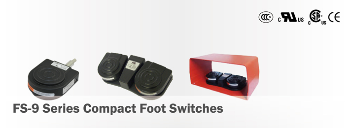 FS-9 Foot Switches