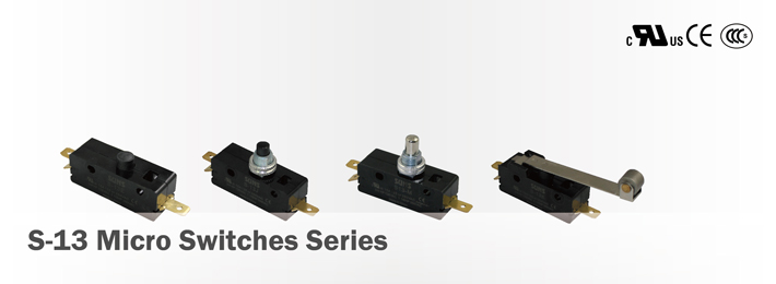 S-13 Micro Switches Series