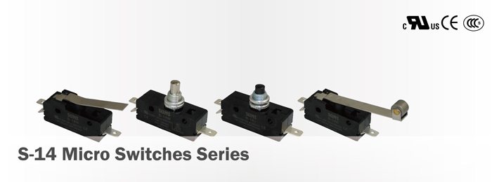 S-14 Micro Switches Series