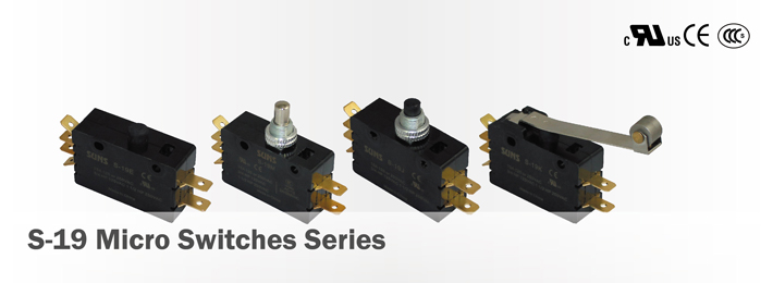 S-19 Micro Switches Series