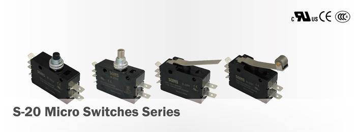 S-20 Micro Switches Series