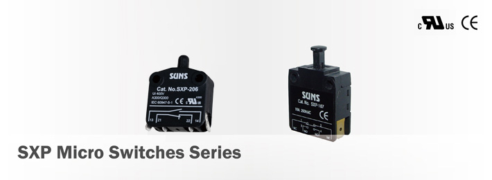 SXP Micro Switches Series