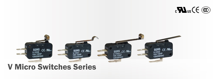 V Micro Switches Series