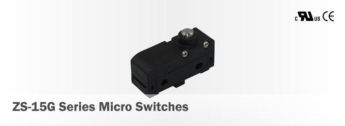 ZS-15G Series Micro Switches