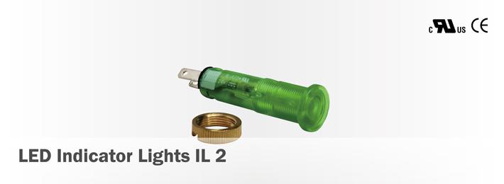 LED Indicator Lights IL 2