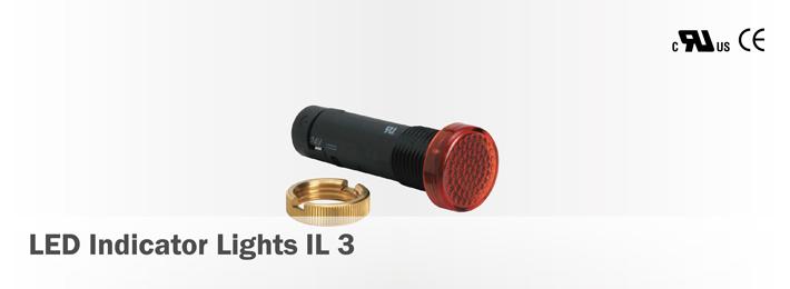 LED Indicator Lights IL 3