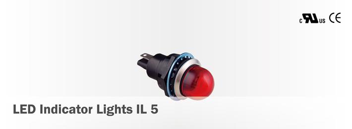 LED Indicator Lights IL 5