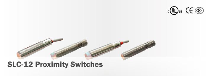 SLC-12 Proximity Switches