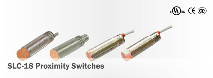 SLC-18 Proximity Switches