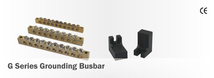 G Series Grounding Busbar