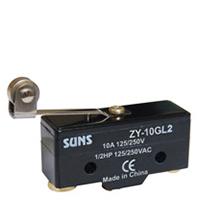 SUNS ZY-10GQ 10A Micro Switch Z-10FQY-B