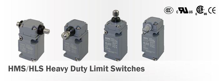 HMS/HLS Heavy Duty Limit Switches