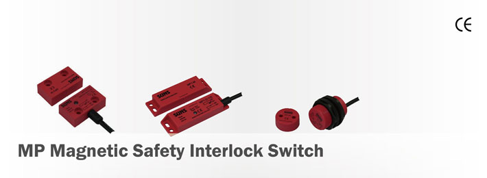 MP Magnetic Safety Interlock Switch