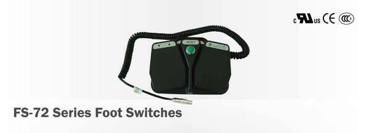 FS-72 Series Foot Switches