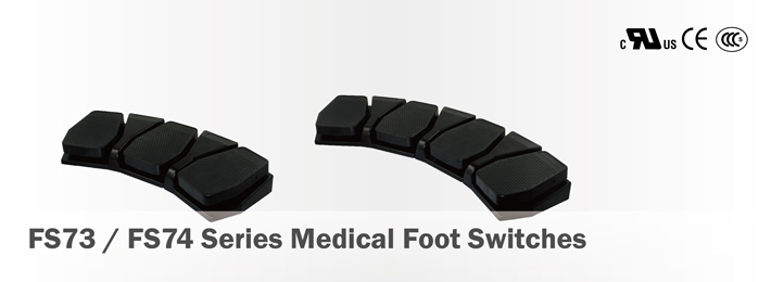 FS73/FS74 Series Medical Foot Switches