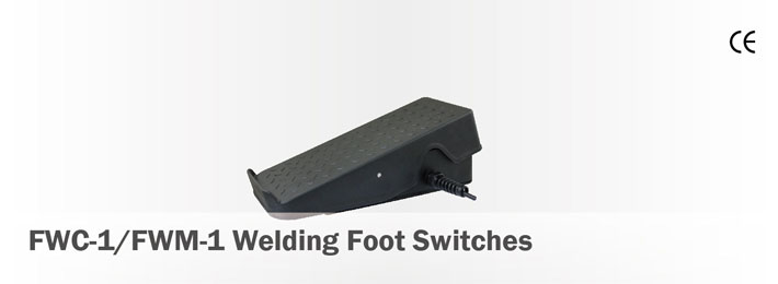 FWC/1FWM-1 Welding Foot Switches