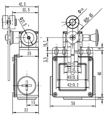 Wiring Limit Switches In Series on whole house electrical wiring diagram